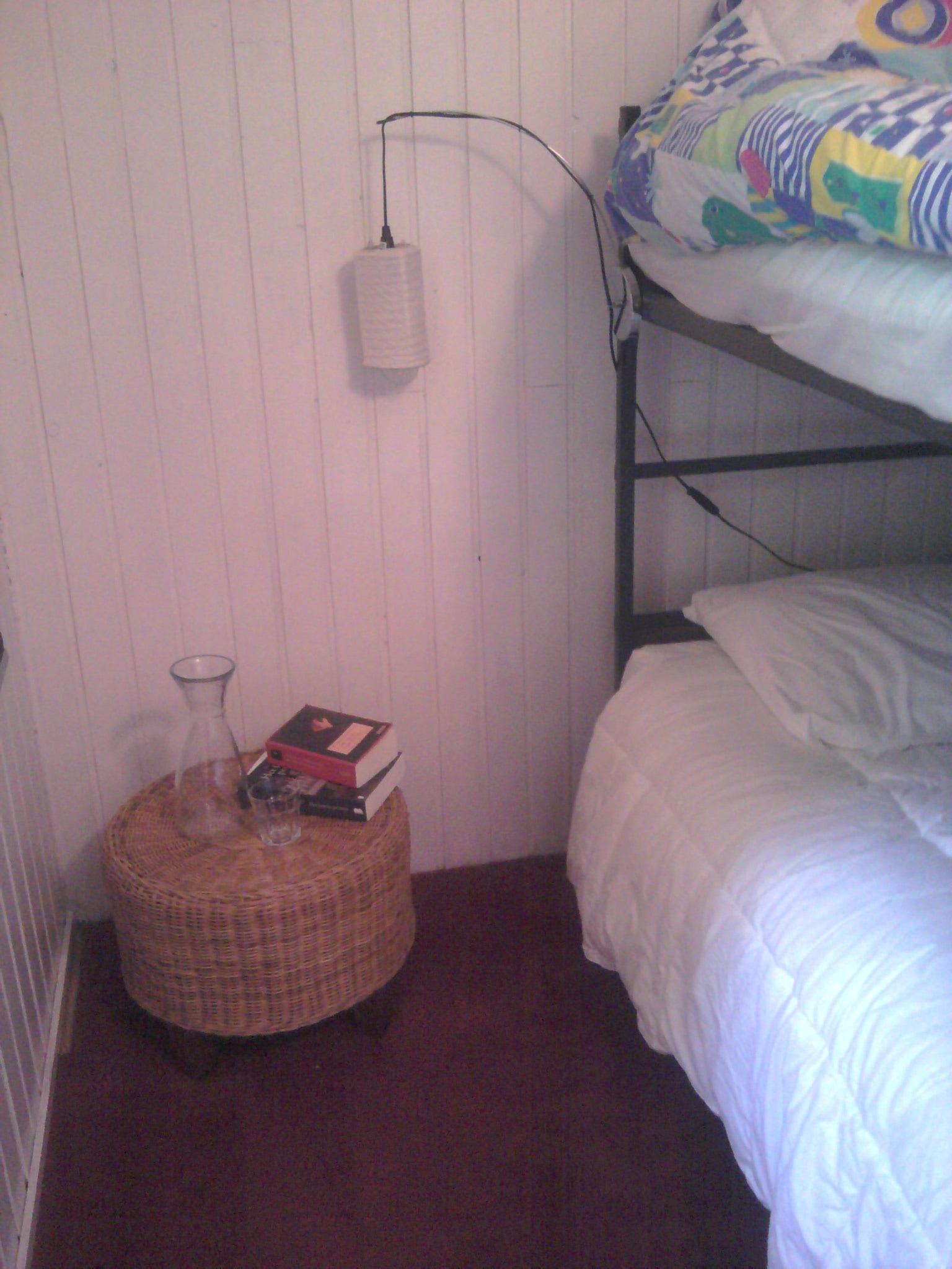 Slaapkamer 1, stapelbed
